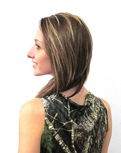 Camo Diva Callie Camo Cowel Neck Dress L Camouflage
