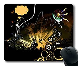 """For Aiden Requested DIY Printed Custom Rectangle Mouse Pad Oblong Gaming Mousepad in 220mm*180mm*3mm (9""""*7"""") -1023041"""