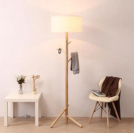 Lámpara de pie Nordic Minimalist Modern American Creative ...