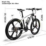 LANKELEISI-S600-Mountain-Bike-Ultra-Leggera-da-18-kg-in-Fibra-di-Carbonio-Senza-Bicicletta-elettrica-con-Freno-Idraulico-Shimano-Altus