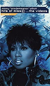 Hits of Miss E...the Videos Volume 1 [VHS]