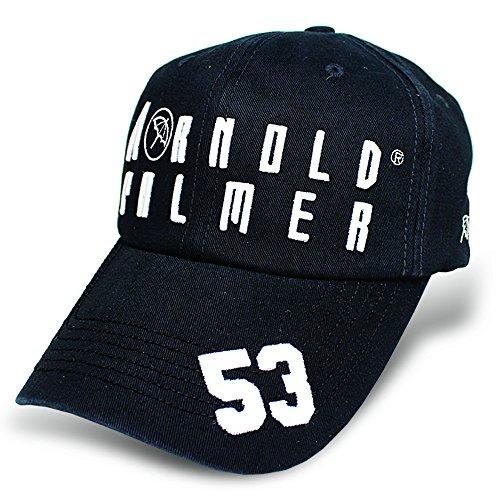 ARNOLD PALMER(アーノルドパーマー) ゴルフ キャップ ロゴ コットンツィール 7AP0001 APC001