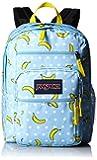 Jansport Big Student Backpack in Blue Topaz Oh Bananas