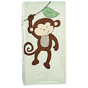 Amazon Com Babies R Us Monkey Changing Pad Cover Baby