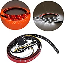 TONSEE 1PC 49 Inches LED Function Rear Tailgate Brake Light Bar Strip Truck For Jeep