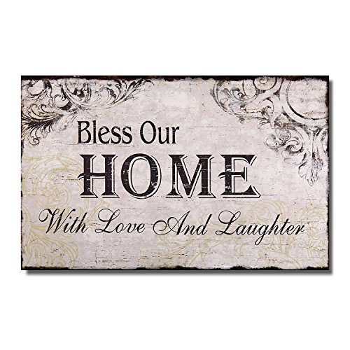 Home Accents Wall Plaque - 8