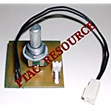 PTAC THERMOSTAT SW-VZ31VR 1FA4B1A002000 1FA4B1A033000 (replaces WP26X42 PTAC THERMOSTAT)