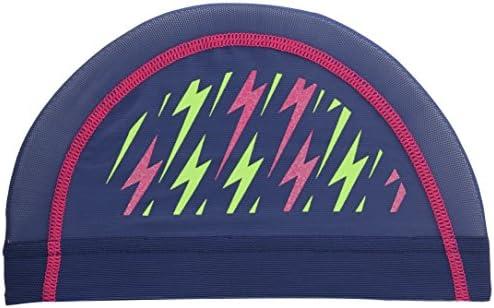 MIZUNO(ミズノ) スイムキャップ 競泳 水泳帽 メッシュキャップ N2JW7508