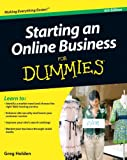 Starting an Online Business for Dummies, Greg Holden, 0470602104