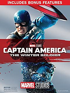 Captain America: The Winter Soldier (Plus Bonus Features) (B00JGMK6VG) | Amazon Products