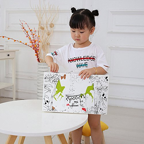 JIANGXIUQIN Artist Art Drawing Set, Good Tools for Drawing Or Sketching, 119 Pieces of Graffiti, Colors, School Items to Add Colorful Styles, Creative Gifts. Gifts for Children and Children. by JIANGXIUQIN (Image #3)