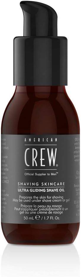American Crew Aceite de Afeitado Ultra-Lubricante 50 ml