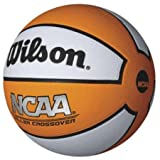 Wilson NCAA Killer Crossover 28.5 Basketball Orange