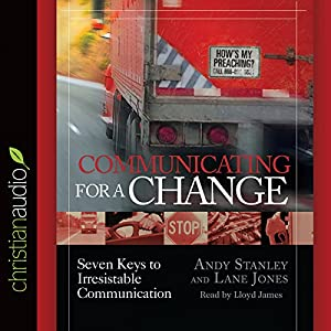 Communicating for a Change Audiobook