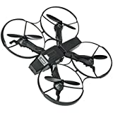Call of Duty Battle Drones RC Rechargeable Quadcopter with 2.4GHz Remote Control - Black