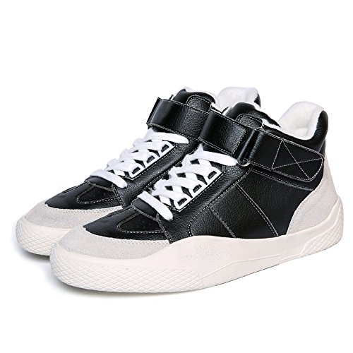 Forty GUNAINDMXSports Higher Shoes Shoes black Match New Shoes High one Shoes Winter All wwBvxp