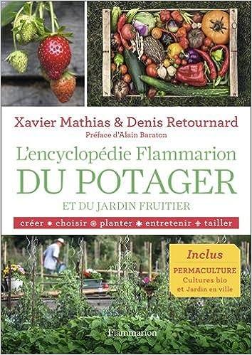 Télécharger en ligne Encyclopédie Flammarion du potager pdf epub