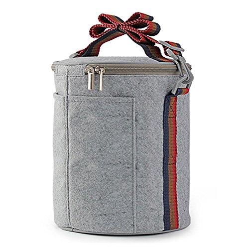 Calico Food Storage Bags - 6