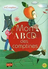 Mon ABCD des comptines par Joanna Boillat