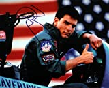 Tom Cruise in Top Gun Signed Autographed 8 X 10 Reprint Photo - Mint Condition