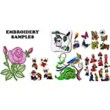60,000+ Embroidery Machine Patterns Designs Collection