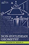 img - for Non-Euclidean Geometry by Roberto Bonola (2007-05-01) book / textbook / text book