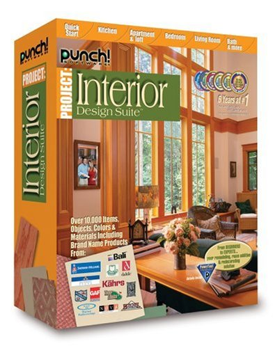 Punch Interior Design Suite Old Version Software Computer Software Multimedia Software Home
