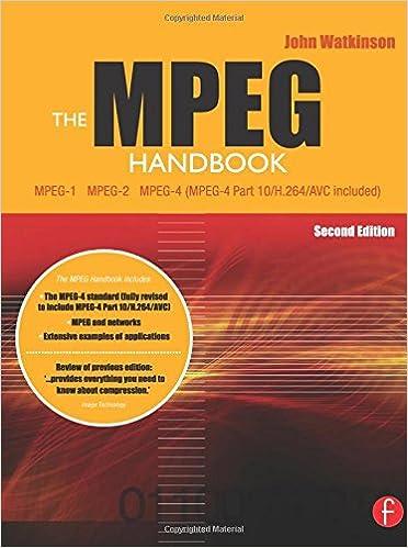 Book The MPEG Handbook