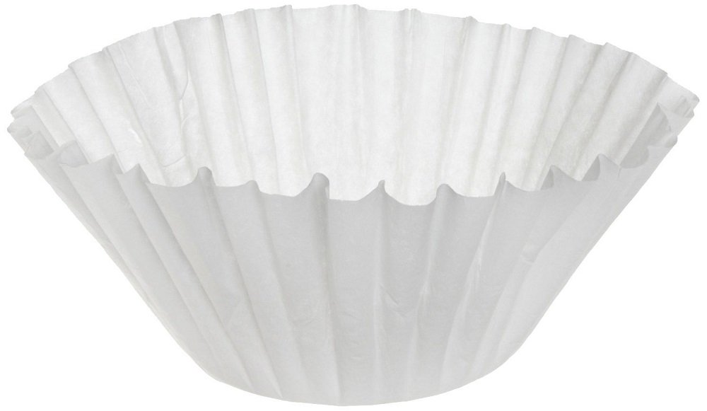 BUNN 1M5002 Commercial Coffee Filters lbLRRO, 4,000 Count by