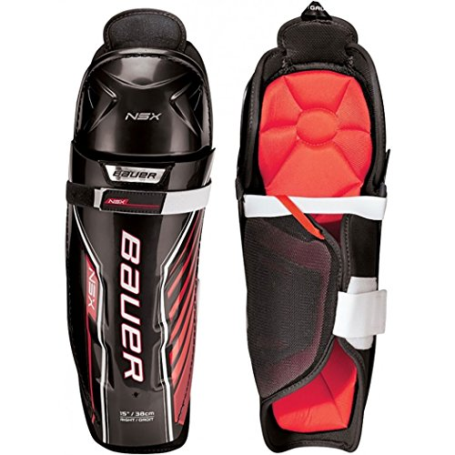 Bauer NSX Hockey Shin Guards (14 Inch)