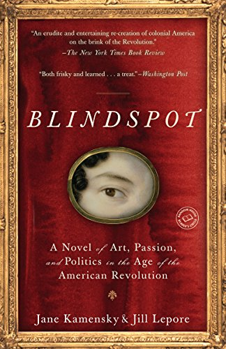 Blindspot: A Novel cover