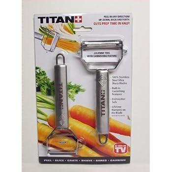 Titan Peeler TTPLR Slicer & Peeler