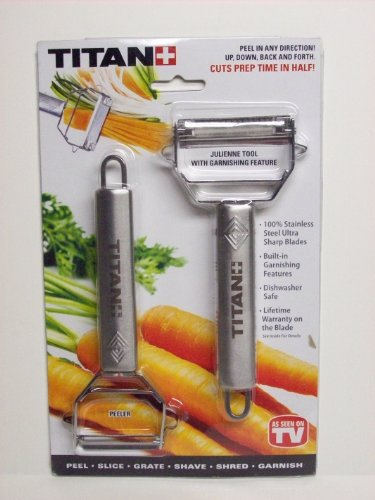 titan vegetable slicer - 1