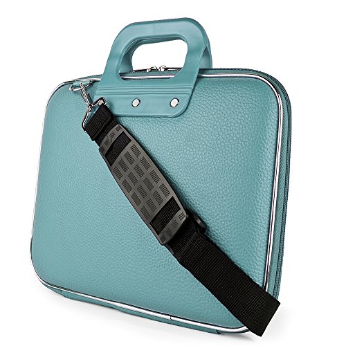 Blue Acer Chromebook / Cloudbook 11-Inch / Acer Switch Alpha 12 Inch Laptop Case Shoulder Bag Briefcase