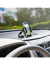 """Bracketron soporte de coche para con capacidad para dispositivos de hasta 4"""" de ancho   embalaje de venta   negro negro"""