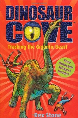 Download Tracking the Gigantic Beast (Dinosaur Cove) pdf