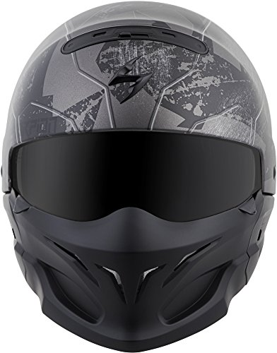(ScorpionExo Covert Unisex-Adult Half-Size-Style Ratnik Helmet (Phantom, Large))