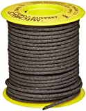 Mitchell Abrasives 49 Round Abrasive Cord, Aluminum Oxide 120 Grit .082'' Diameter x 50 Feet