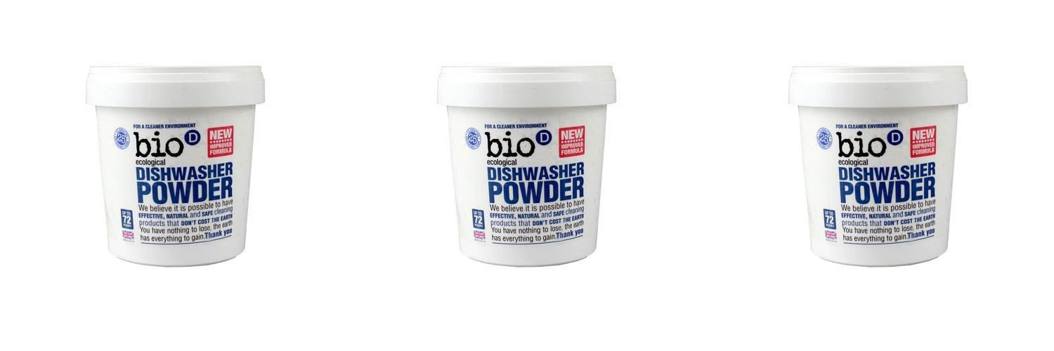 (3 PACK) - Bio-D Dishwasher Powder | 720g | 3 PACK - SUPER SAVER - SAVE MONEY BIO D