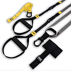 TRX GO is our lightest, leanest Suspension Trainer can be set up anywhere in less than 60 seconds. Build your core and sculpt your body at home, at the park, at the beach or anywhere, anytime. The TRX GO Suspension Trainer will get you feelin...