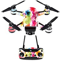 Skin for DJI Spark Mini Drone Combo - Pollinate| MightySkins Protective, Durable, and Unique Vinyl Decal wrap cover | Easy To Apply, Remove, and Change Styles | Made in the USA