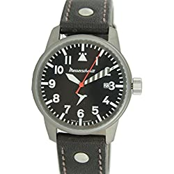 Aristo Men's Watch Messerschmitt Pilot Watch Titan ME-68Ti
