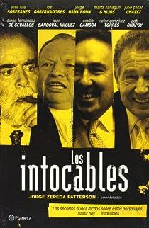 Los intocables / The Untouchables par Zepeda Patterson