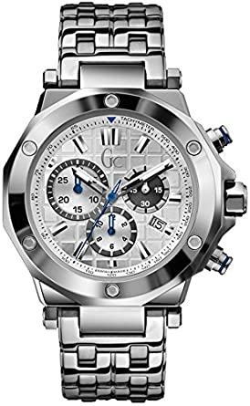 Guess Collection Sport Chic Herren 43mm Chronograph Saphirglas Datum Uhr X72011G1S