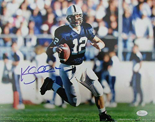 Photograph Kerry Collins - Kerry Collins Signed Photograph - 11x14 142761 - JSA Certified - Autographed College Photos