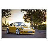 Automobile Car Vehicle Metal Poster Plate Tin Sign by Jake Box A-CAR08793 8x12 inches