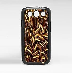 Loose Gold Bullets Hard Snap on Phone Case (Galaxy s3 III)