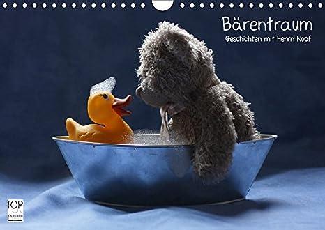 Amazon Com Barentraum Geschichten Mit Herrn Nopf Wall Calendar