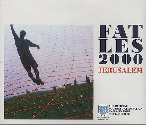 Jerusalem Official Football Song for Euro 2000 (Cd Single w/ Rare Mixes)