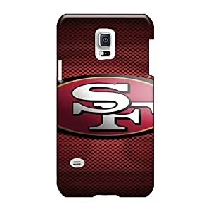 Bumper Cell-phone Hard Cover For Samsung Galaxy S5 Mini (Iwx2547pLwP) Customized Lifelike San Francisco 49ers Image